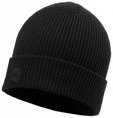 Шапка Buff KNITTED HAT EDSEL BLACK (US:one size)