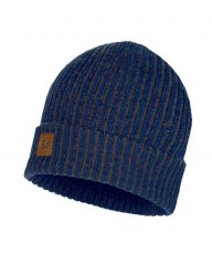 Шапка Buff KNITTED HAT LARS NIGHT BLUE (US:one size)