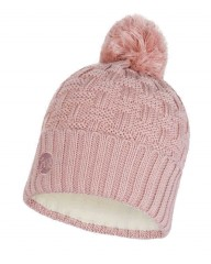 Шапка Buff KNITTED & POLAR HAT AIRON BLOSSOM PINK (US:one size)
