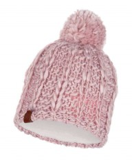 Шапка Buff KNITTED & POLAR HAT LIV CORAL PINK (US:one size)